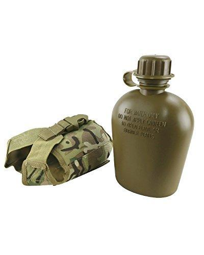 Kombat UK Tactical Water bottle - BTP - Bear Essentials Clothing Company