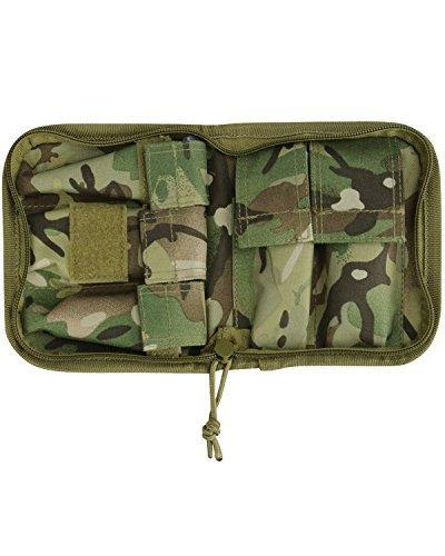 BRITISH TERRAIN PATTERN COMPACT WASH KIT SET - Bear Essentials Clothing Company
