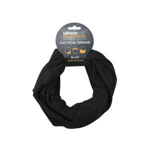 Kombat UK Tactical Snood - Black - Bear Essentials Clothing Company