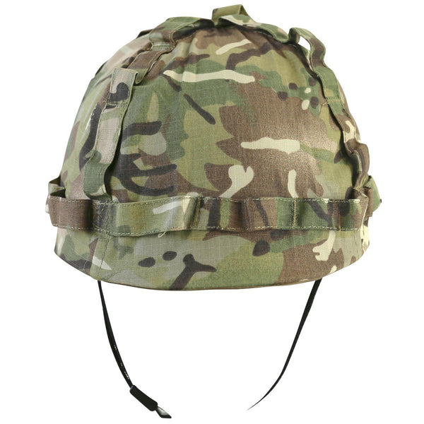 Kombat UK Children's M1 Helmet with Btp Cover - Bear Essentials Clothing Company