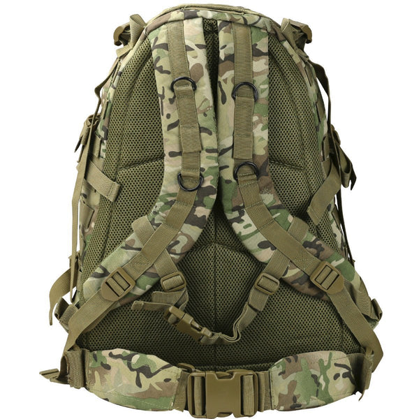 Kombat UK Spec-Ops Unisex Outdoor Molle Assault Pack Backpack - Bear Essentials Clothing Company