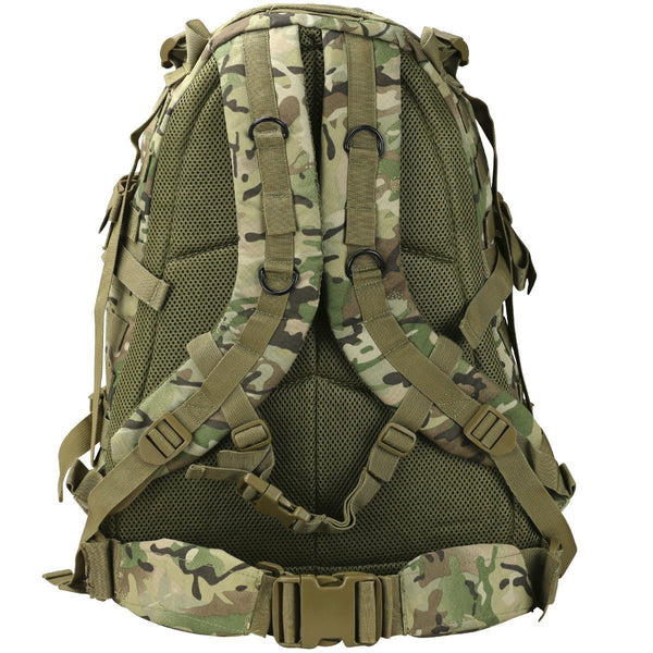 Kombat   Unisex Outdoor Viking Backpack - Bear Essentials Clothing Company