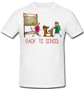 Bear Essentials Clothing. Back To School T-Shirt - Bear Essentials Clothing Company