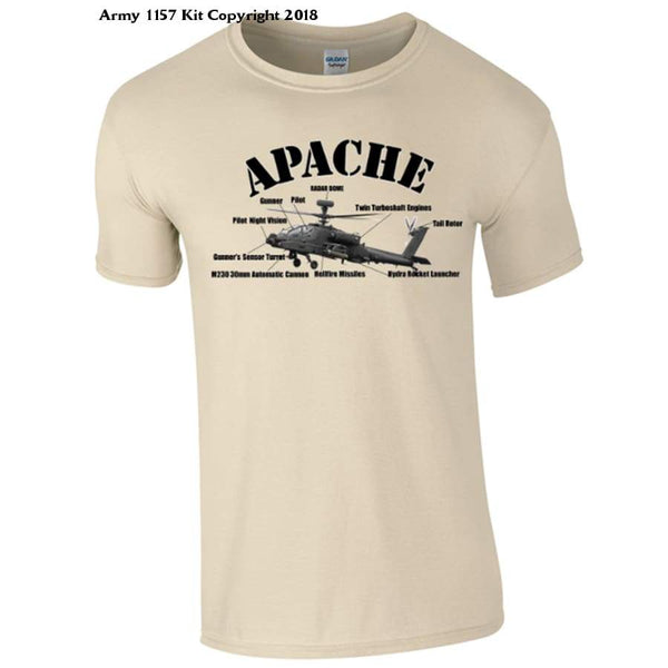 Childs Apache T-Shirt - Bear Essentials Clothing Company