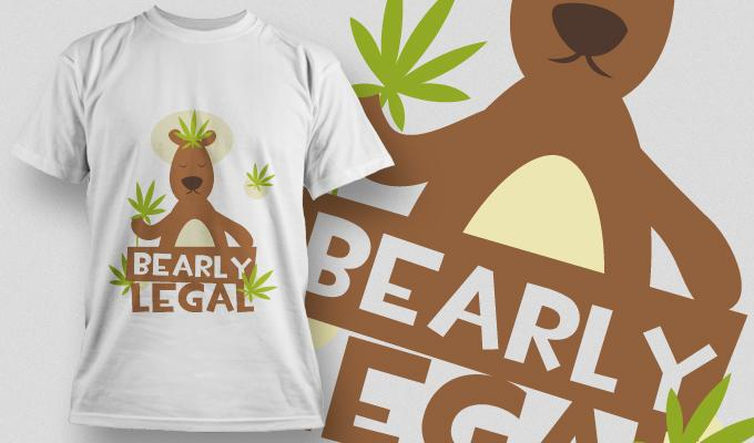 Bearly Legal - Bear Essentials Clothing Company