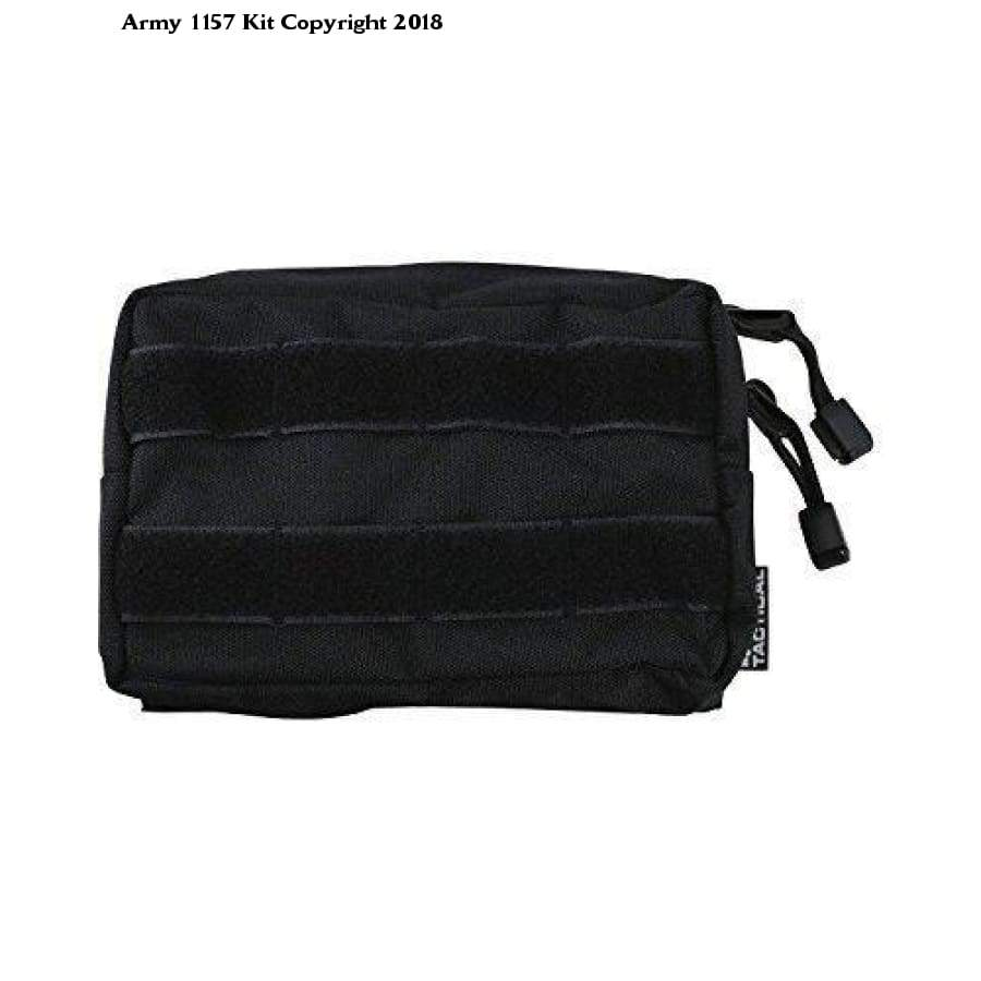 Kombat Molle Utility Pouch Small Black - 1 - Sports