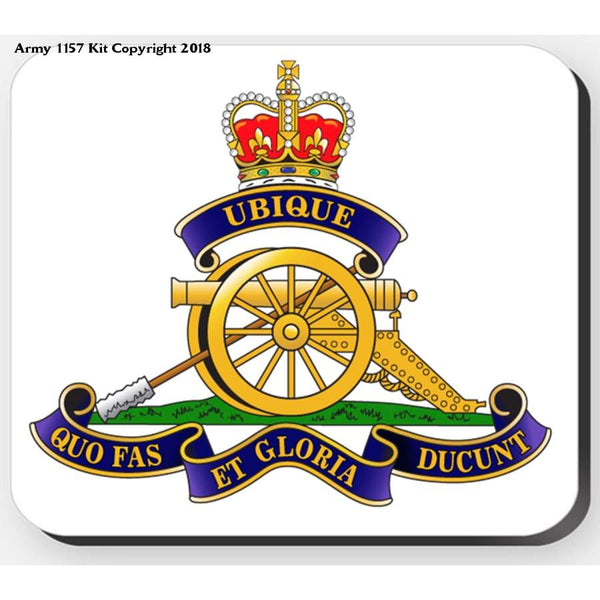 Royal Artillery Placemats Official Mod Approved Merchandise - Tableware