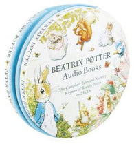 Beatrix Potter Audio Books - 23 CDs in a Tin