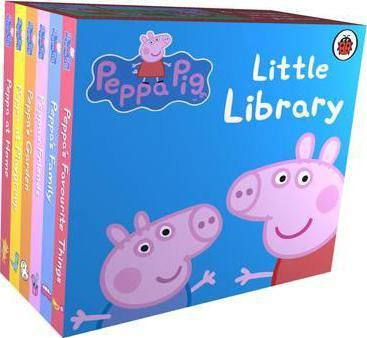 Peppa Pig: Library books (6 books)