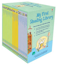 Usborne - My First Reading Library Collection - 50 Books