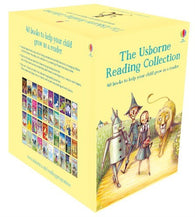 Usborne - Young Reading Series 40 Books Box Set