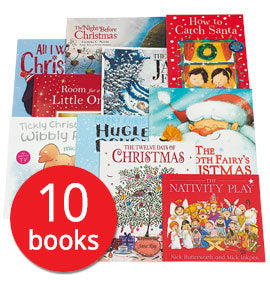 All I Want for Christmas Collection - 10 Books