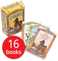 Ancient Myths collection 16 books by Geraldine McCaughrean, illustrations by Tony Ross