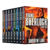 Andrew Lane Collection Young Sherlock Holmes Series Action 8 Books Set
