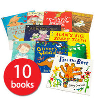 Animal Antics Picture Book Collection - 10 Books