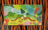 Usborne - Little Peep Through Book - Are You There Little Tiger? (Board book)