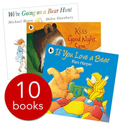 Bear Hug Picture Book Collection - 10 Books