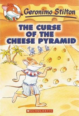 Geronimo Stilton: #2 Curse of the Cheese Pyramid