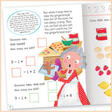 Wipe Clean Get Set Go Numbers: 4-book set Collection