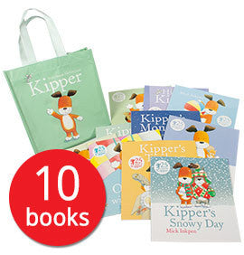 Kipper Collection - 10 Books in a Bag