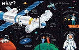 Usborne: Lift the Flap Questions and Answers: Space
