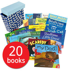 My Big Box of Bedtime Stories Collection - 20 Books