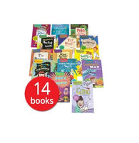 Oxford Reading Tree: Chucklers Fun Fiction Collection – 14 Books
