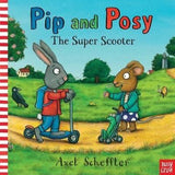 Pip and Posy Collection - 6 Books by Axel Scheffler
