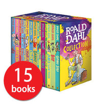 New Roald Dahl Collection - 15 Books