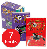 The Worst Witch Collection - 7 Books by Jill Murphy