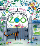 Usborne: Peep Inside Collection: The Zoo