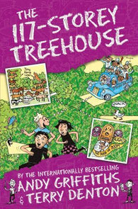 The 117-Storey Treehouse - 117 層樹屋故事