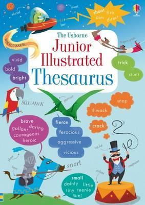 Usborne Illustrated Thesaurus