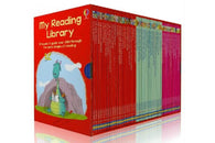Usborne My Reading Library Collection (50 Books)
