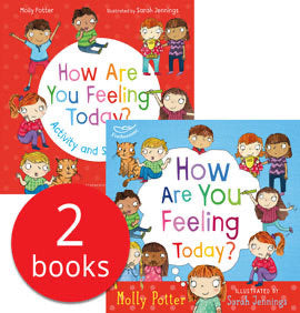 How Are You Feeling Today? Set - 2 Books (Collection)