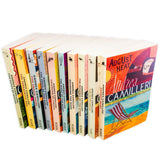Andrea Camilleri The Inspector Montalbano Mysteries 10 Book Collection
