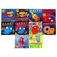 Sue Hendra's Supertato and Other Stories Collection - 10 Books