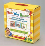 Sight Word Readers Parent Pack : Learning the First 50 Sight Words Is a Snap!
