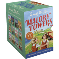 ENID BLYTON MALORY TOWERS 12 BOOK COLLECTION