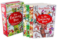 Enid Blyton The Magic Faraway Tree Collection 4 Books Set