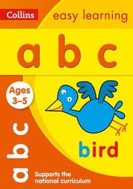 ABC Ages 3-5 : Prepare for Preschool with Easy Home Learning