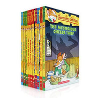 Geronimo Stilton 10 book Collection Series #31-40