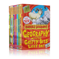 Horrible Geography 10 books