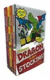Tom Nicoll There is a Dragon Series 5 Books Collection Set