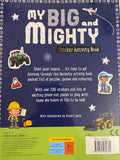 My Big and Mighty Sticker Activity Book