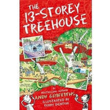 The 13-Storey Treehouse Collection - 7 Books