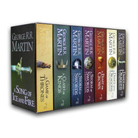 A Game of Thrones 7 Book Set George R R Martin Collection