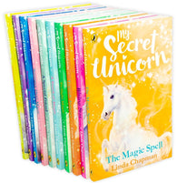 My Secret Unicorn 10 Book Collection by Linda Chapman