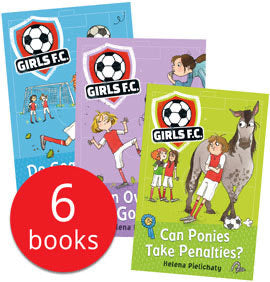 Girls F.C. Collection - 6 Books (Collection)