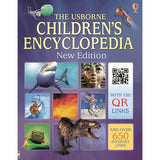 Usborne Children's Encyclopedia (Hardback)
